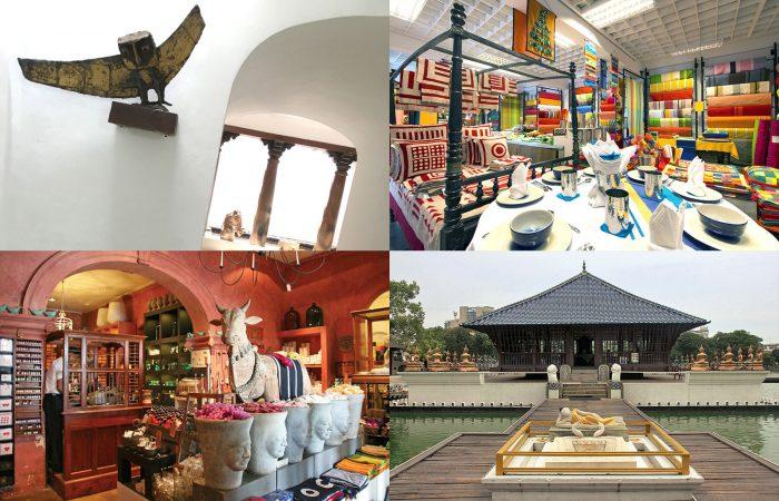 ジェフリーバワのコロンボの自宅を見学 とコロンボ市内観光半日ツアー