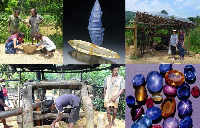 スリランカ宝石の採掘を見学する日帰りツアー