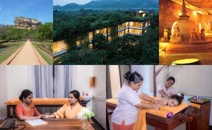 ヘリタンスカンダラマ ヘリタンスマアーユルヴェーダマハゲダラ宿泊 2つの世界遺産観光 コロンボ観光&ショッピング付き4泊ツアー